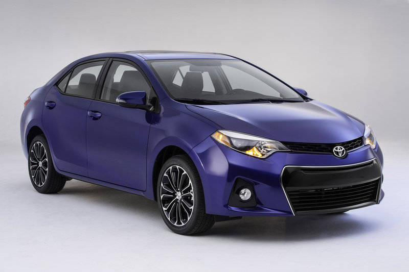 2014 Toyota Corolla High Resolution Exterior - image 509683