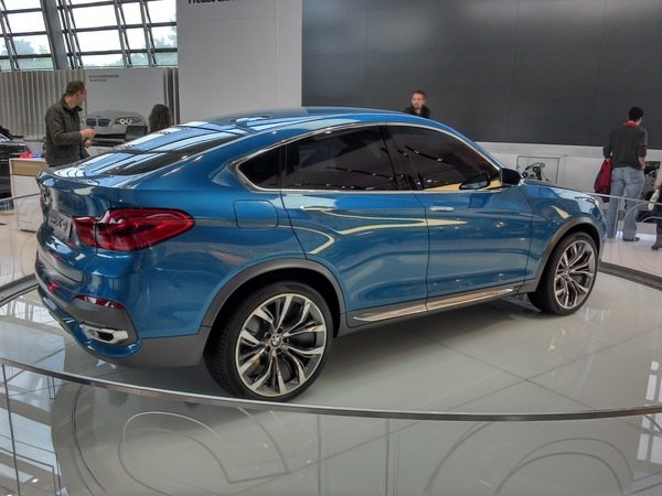 2015 bmw x4 concept car review top speed. Black Bedroom Furniture Sets. Home Design Ideas