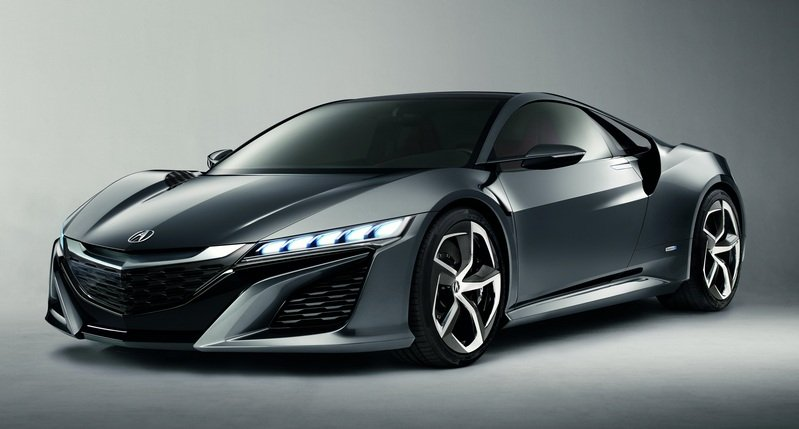2016 Acura NSX High Resolution Exterior - image 510560