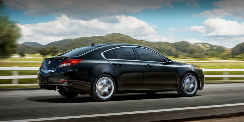 2013 Acura TL High Resolution Exterior - image 510572