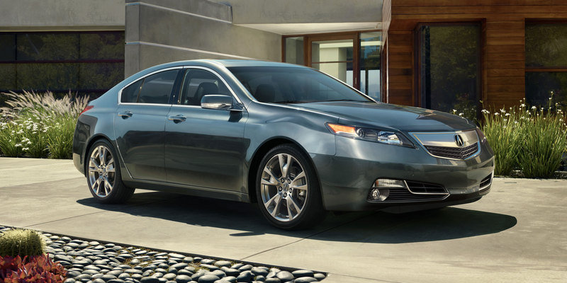 Acura Tl Reviews Top Speed