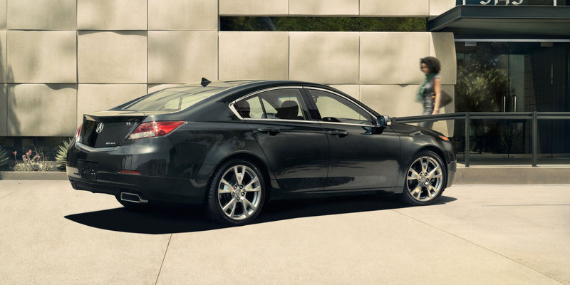 2013 Acura TL High Resolution Exterior - image 510577