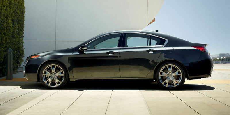 2013 Acura TL High Resolution Exterior - image 510579