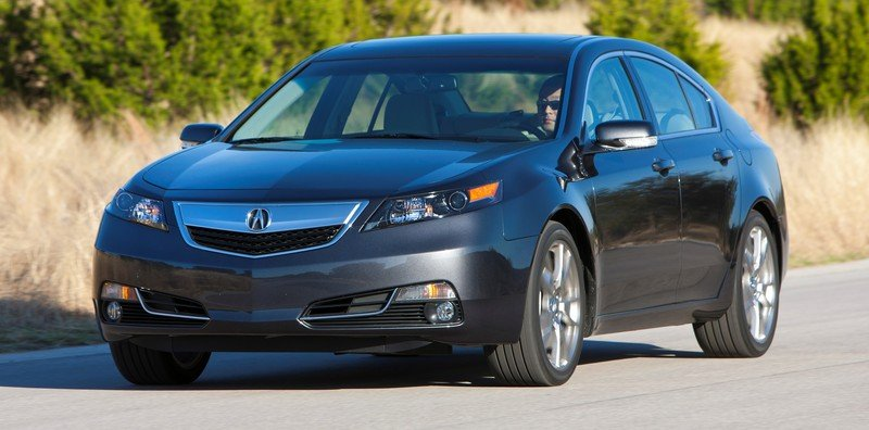 2013 Acura TL High Resolution Exterior - image 510567