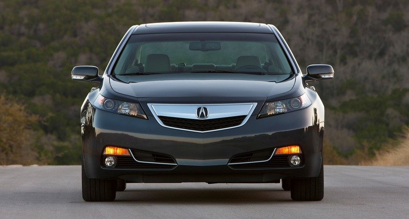 2013 Acura TL High Resolution Exterior - image 510568