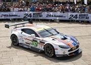 Aston Martin and Gulf Announce Winner of LeMans Livery Contest - image 511880