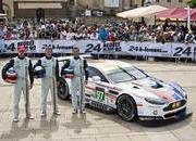 Aston Martin and Gulf Announce Winner of LeMans Livery Contest - image 511886