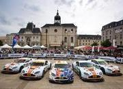 Aston Martin and Gulf Announce Winner of LeMans Livery Contest - image 511878