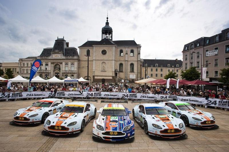Aston Martin and Gulf Announce Winner of LeMans Livery Contest Exterior - image 511878