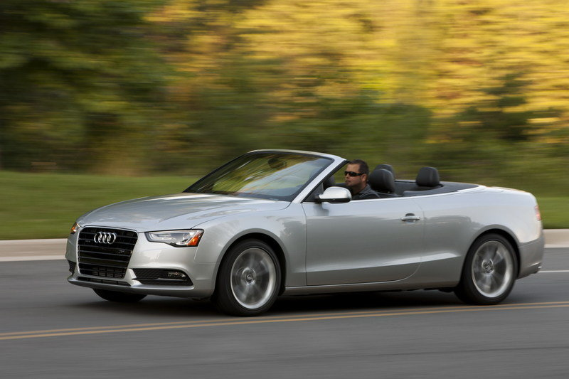 2014 Audi A5 Convertible High Resolution Exterior - image 511602