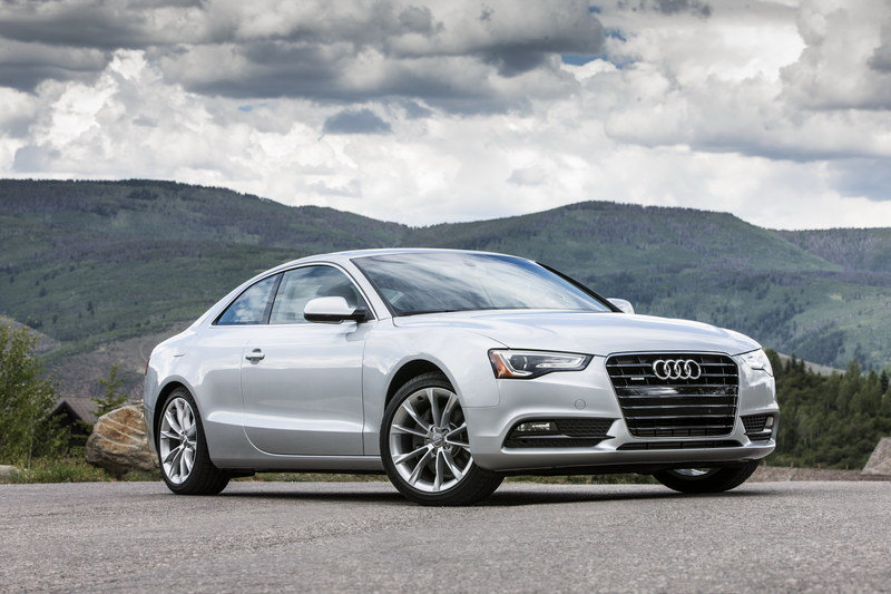 2014 - 2015 Audi A5 Coupe High Resolution Exterior - image 511335
