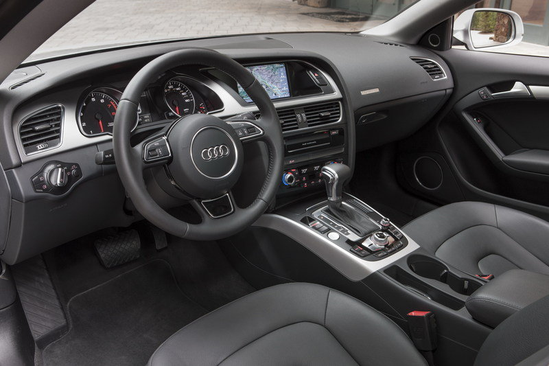 2014 - 2015 Audi A5 Coupe High Resolution Interior - image 511339