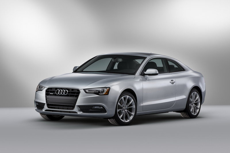 2014 - 2015 Audi A5 Coupe High Resolution Exterior - image 511341