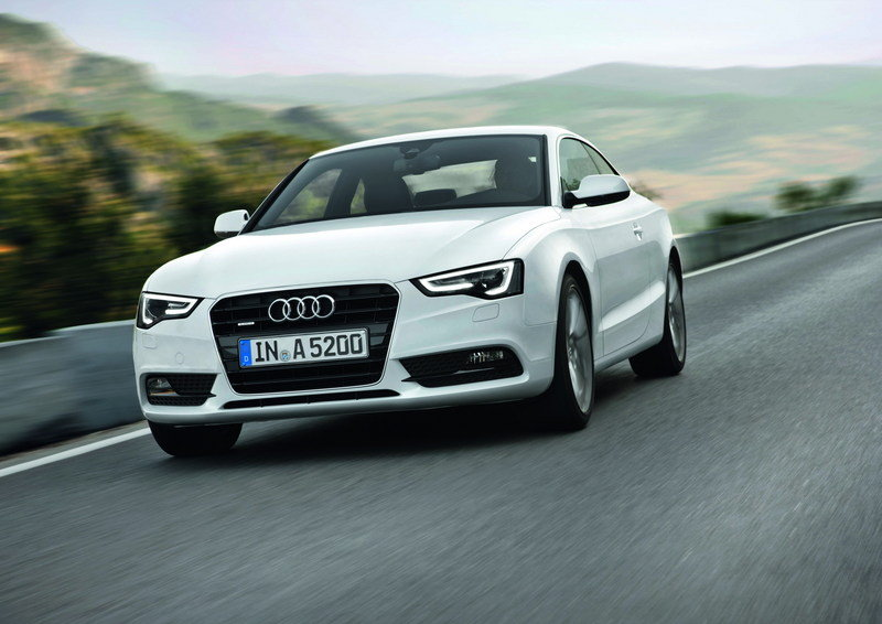 2014 - 2015 Audi A5 Coupe High Resolution Exterior - image 511351