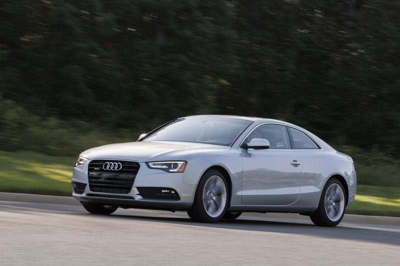2014 - 2015 Audi A5 Coupe High Resolution Exterior - image 511328