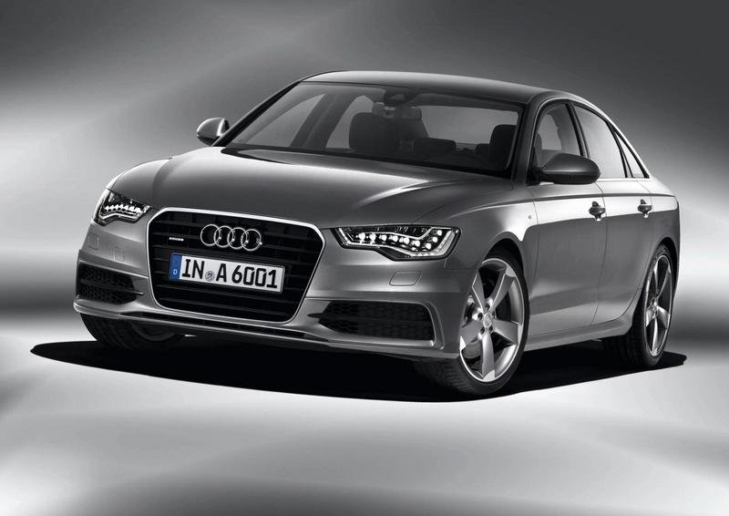 2014 - 2015 Audi A6 High Resolution Exterior - image 512136