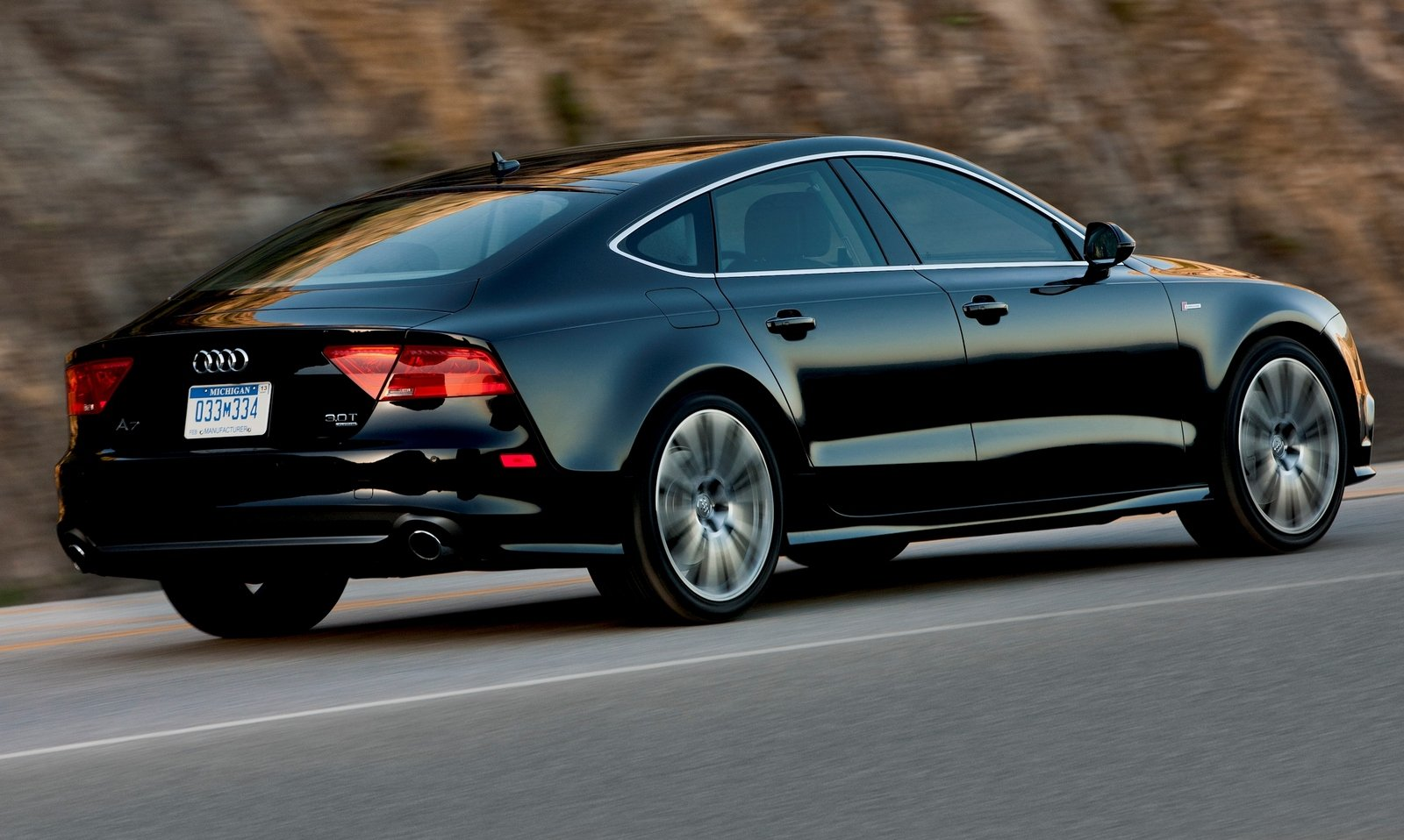 2014 audi a7 picture 512939 car review top speed. Black Bedroom Furniture Sets. Home Design Ideas
