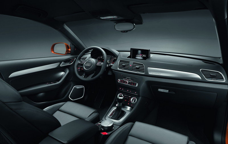 2013 Audi Q3 Top Speed