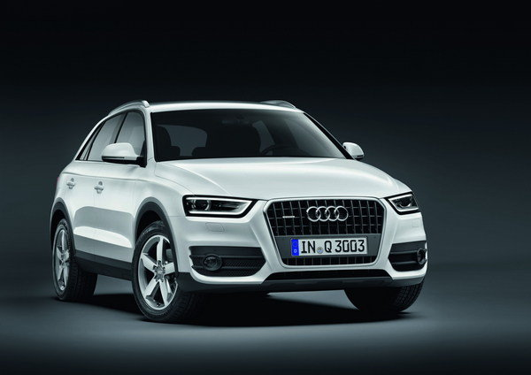 2013 Audi Q3 | car review @ Top Speed