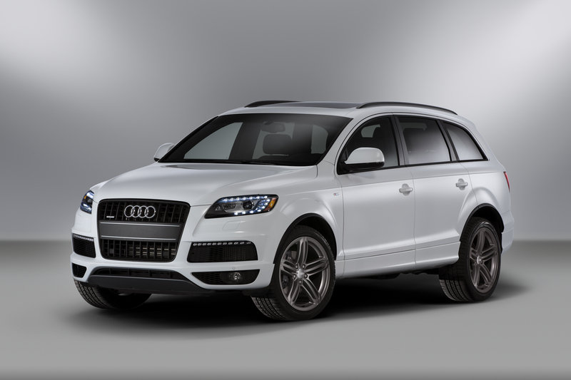 2014 Audi Q7 High Resolution Exterior - image 512216