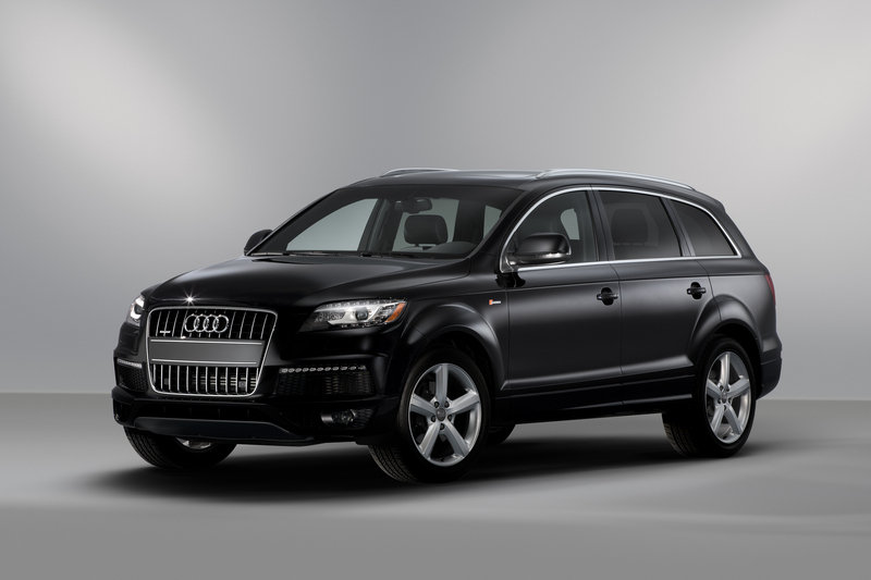 2014 Audi Q7 High Resolution Exterior Wallpaper quality - image 512220