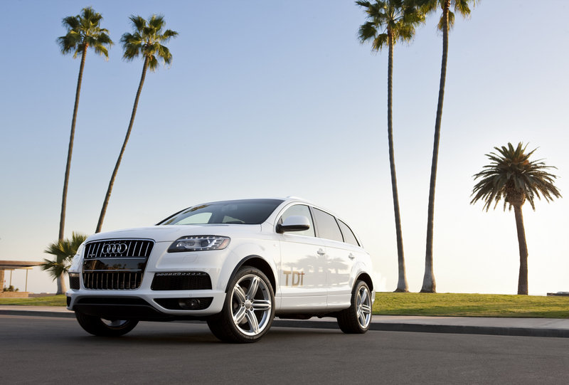 2014 Audi Q7 High Resolution Exterior Wallpaper quality - image 511964