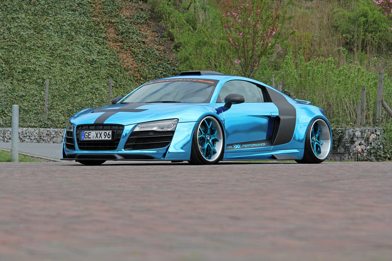 2013 Audi R8 V10 by XXX Performance High Resolution Exterior - image 509964