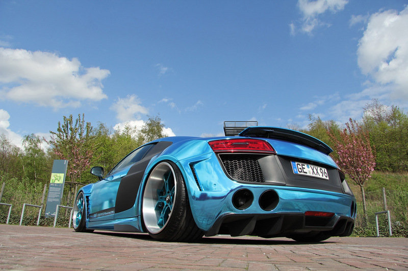 2013 Audi R8 V10 by XXX Performance High Resolution Exterior - image 509971