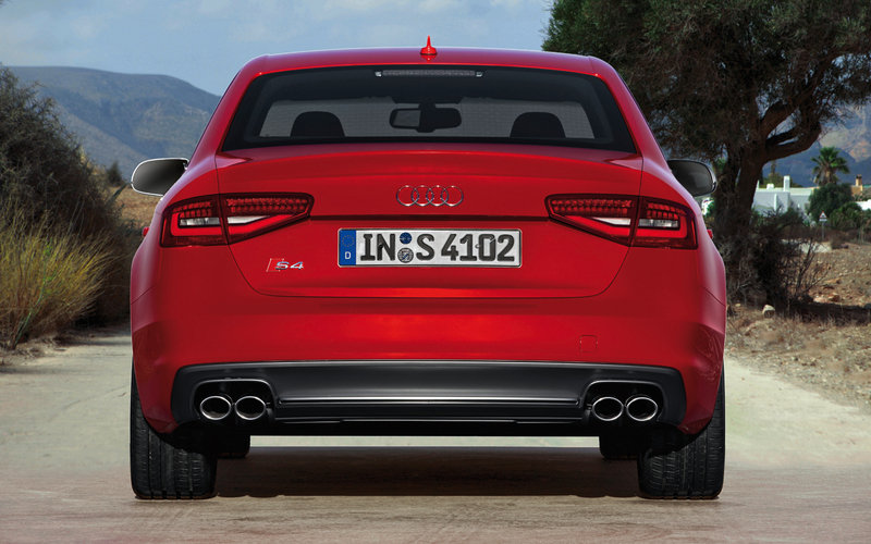 2014 Audi S4 High Resolution Exterior - image 512417