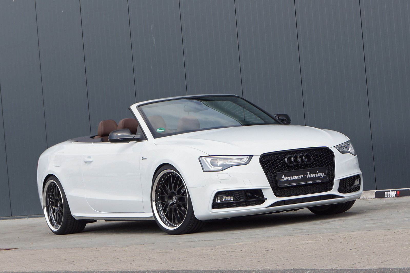 2013 audi s5 convertible by senner tuning top speed. Black Bedroom Furniture Sets. Home Design Ideas