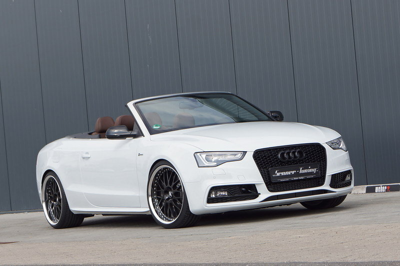 2013 Audi S5 Convertible by Senner Tuning