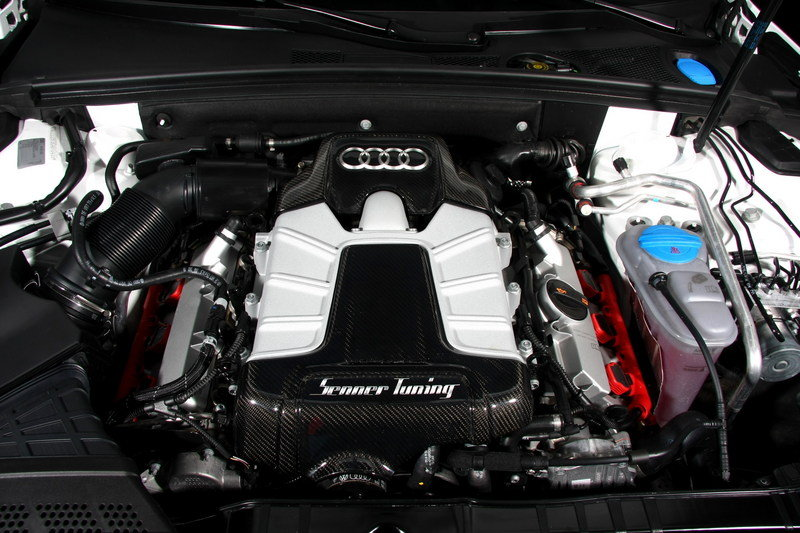 2013 Audi S5 Convertible by Senner Tuning High Resolution Drivetrain - image 512917