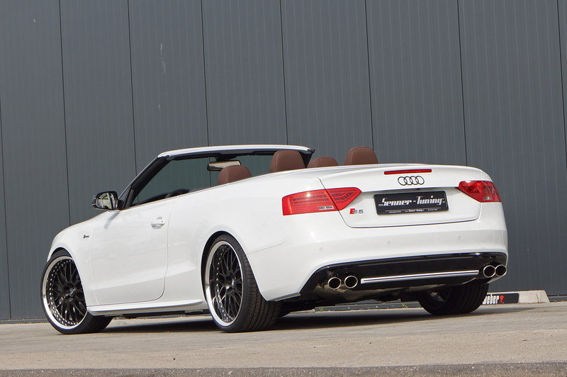 2013 Audi S5 Convertible by Senner Tuning High Resolution Exterior - image 512910