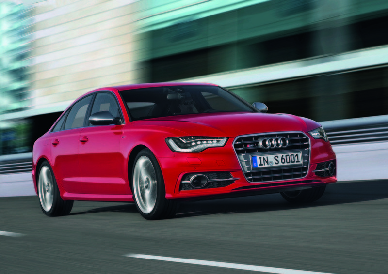 2014 Audi S6 High Resolution Exterior - image 512310