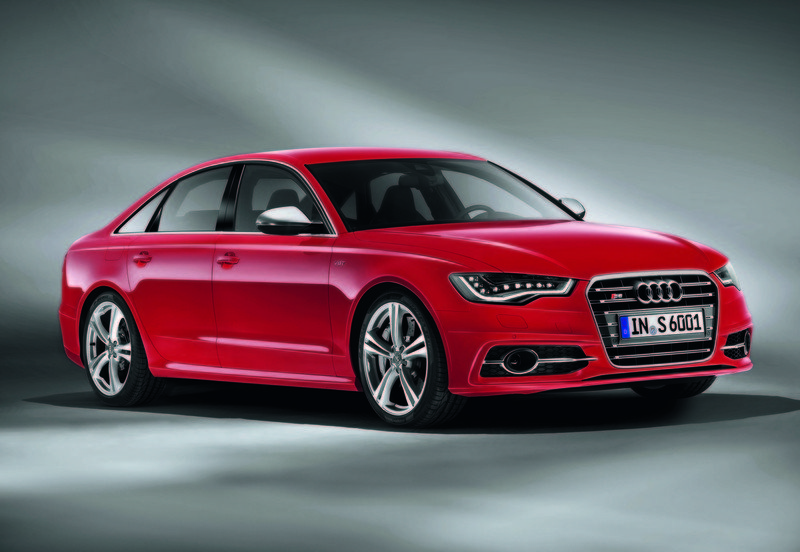 2014 Audi S6 High Resolution Exterior - image 512316
