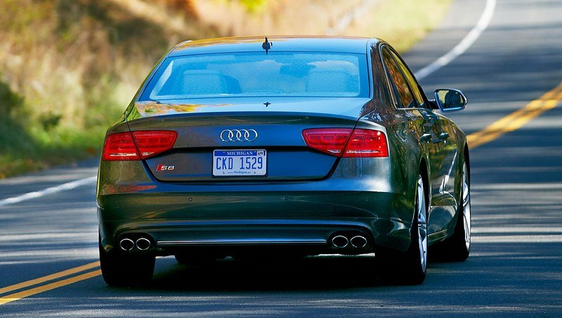 2014 Audi S8 High Resolution Exterior - image 512801