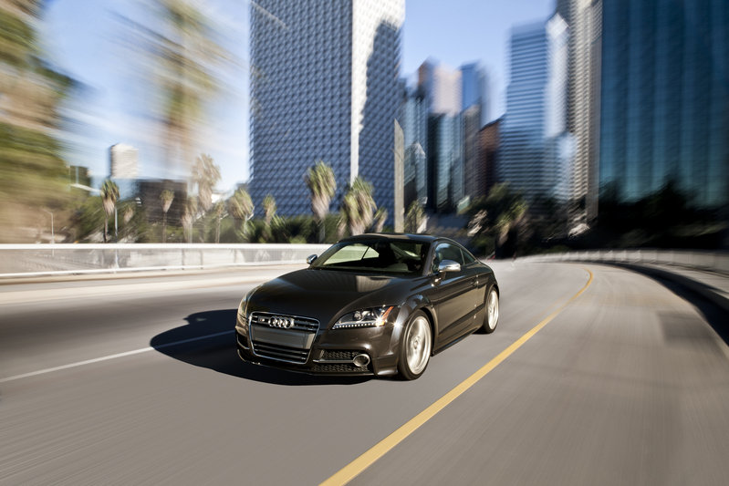 2014 Audi TTS High Resolution Exterior - image 512459