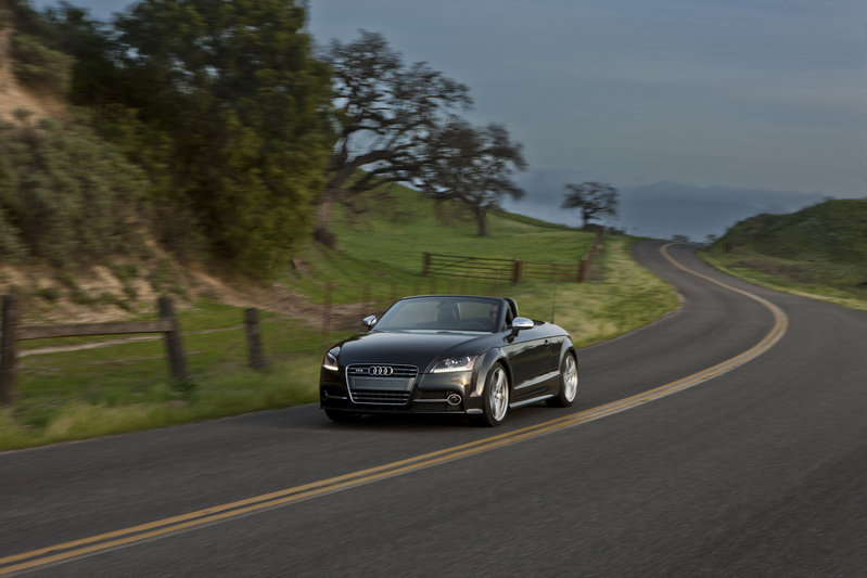 2014 Audi TTS High Resolution Exterior - image 512450