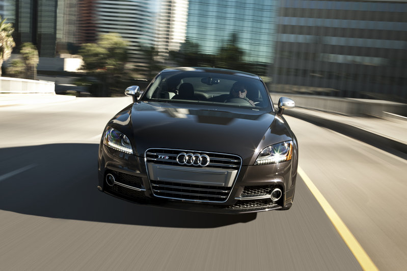 2014 Audi TTS High Resolution Exterior - image 512457