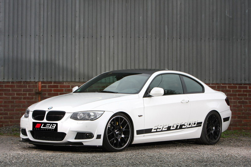 2013 BMW 3-Series by Leib Engineering