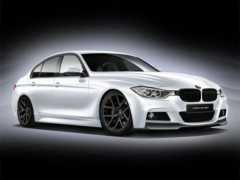 2013 BMW 3 Series by Vorsteiner