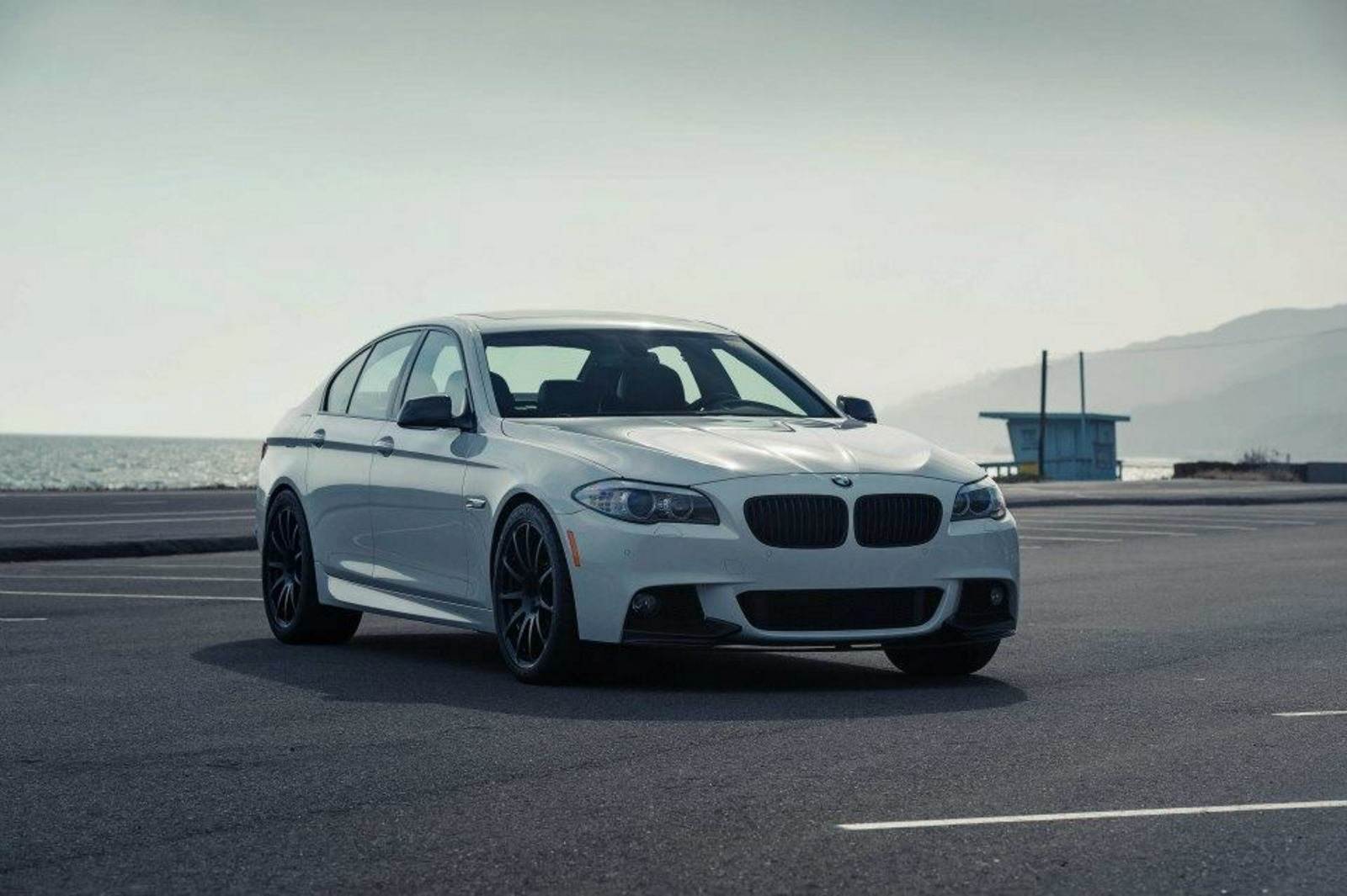 2013 bmw 550i s3dinan engineering review - top speed