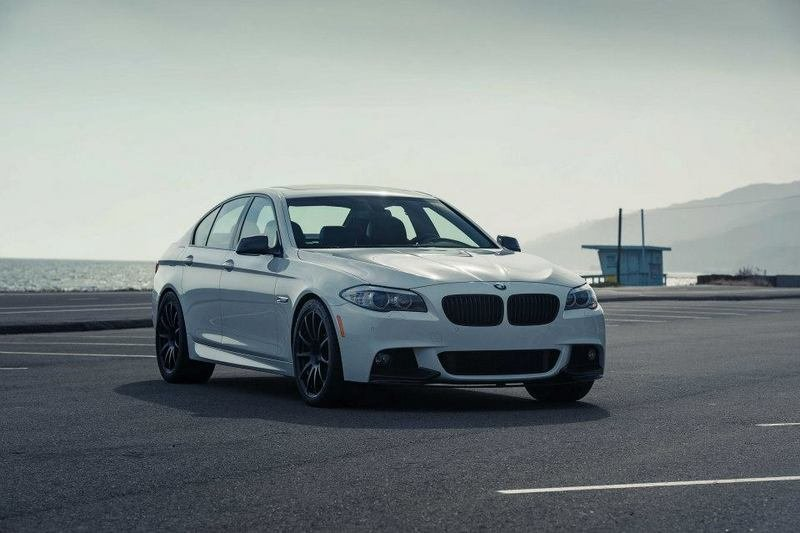 2013 BMW 550i S3 by Dinan Engineering