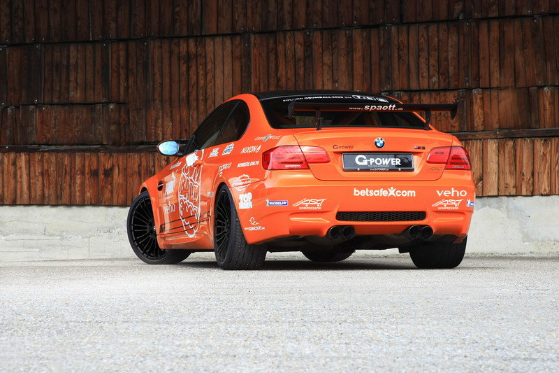 2013 BMW M3 GTS by G-Power High Resolution Exterior - image 509328