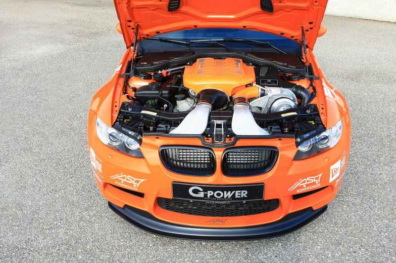 2013 BMW M3 GTS by G-Power Exterior Drivetrain - image 509329