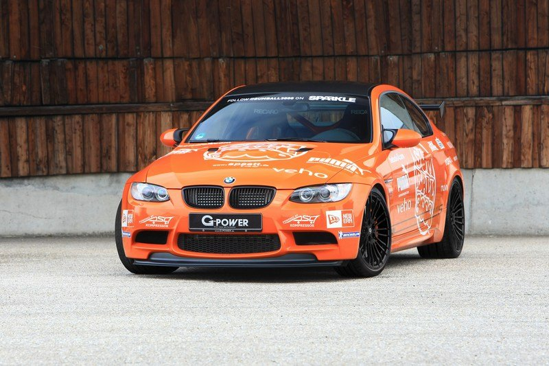 2013 BMW M3 GTS by G-Power