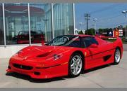 The Perfect Father's Day Gift: $6 Million Worth of Ferraris - image 509612