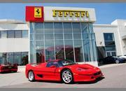 The Perfect Father's Day Gift: $6 Million Worth of Ferraris - image 509614