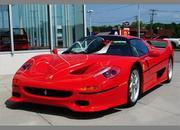 The Perfect Father's Day Gift: $6 Million Worth of Ferraris - image 509611