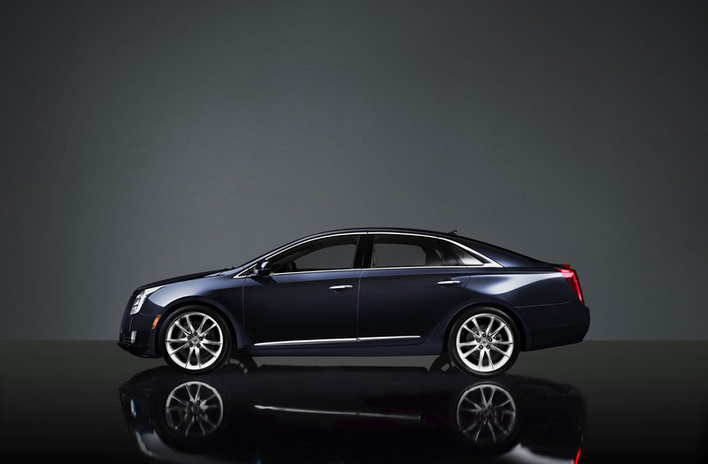 2014 - 2015 Cadillac XTS High Resolution Exterior - image 512262